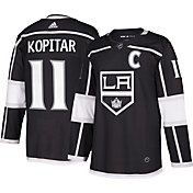 adidas Men's Los Angeles Kings Anze Kopitar #11 Authentic Pro Home Jersey