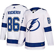 adidas Men's Tampa Bay Lightning Nikita Kucherov #86 Authentic Pro Away Jersey