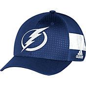 adidas Men's Tampa Bay Lightning 2017 NHL Draft Structured Flex Hat