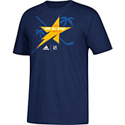 adidas Men's 2018 NHL All-Star Game Roster Navy T-Shirt