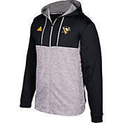 adidas Men's Pittsburgh Penguins Black/Grey Full-Zip Hoodie