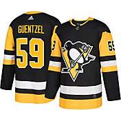 adidas Men's Pittsburgh Penguins Jake Guentzel #59 Authentic Pro Home Jersey