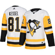 adidas Men's Pittsburgh Penguins Phil Kessel #81 Authentic Pro Away Jersey