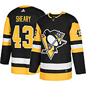 adidas Men's Pittsburgh Penguins Conor Sheary #43 Authentic Pro Home Jersey
