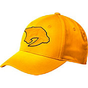 adidas Men's Nashville Predators Tonal Structured Gold Flex Hat