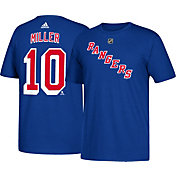 adidas Men's New York Rangers J.T. Miller #10 Royal T-Shirt