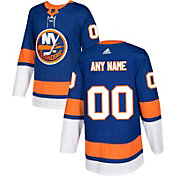 adidas Men's Custom New York Islanders Authentic Pro Home Jersey