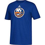 adidas Men's New York Islanders Big Logo Royal T-Shirt