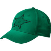 adidas Men's Dallas Stars Tonal Structured Green Flex Hat