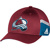 adidas Men's Colorado Avalanche 2017 NHL Draft Structured Flex Hat
