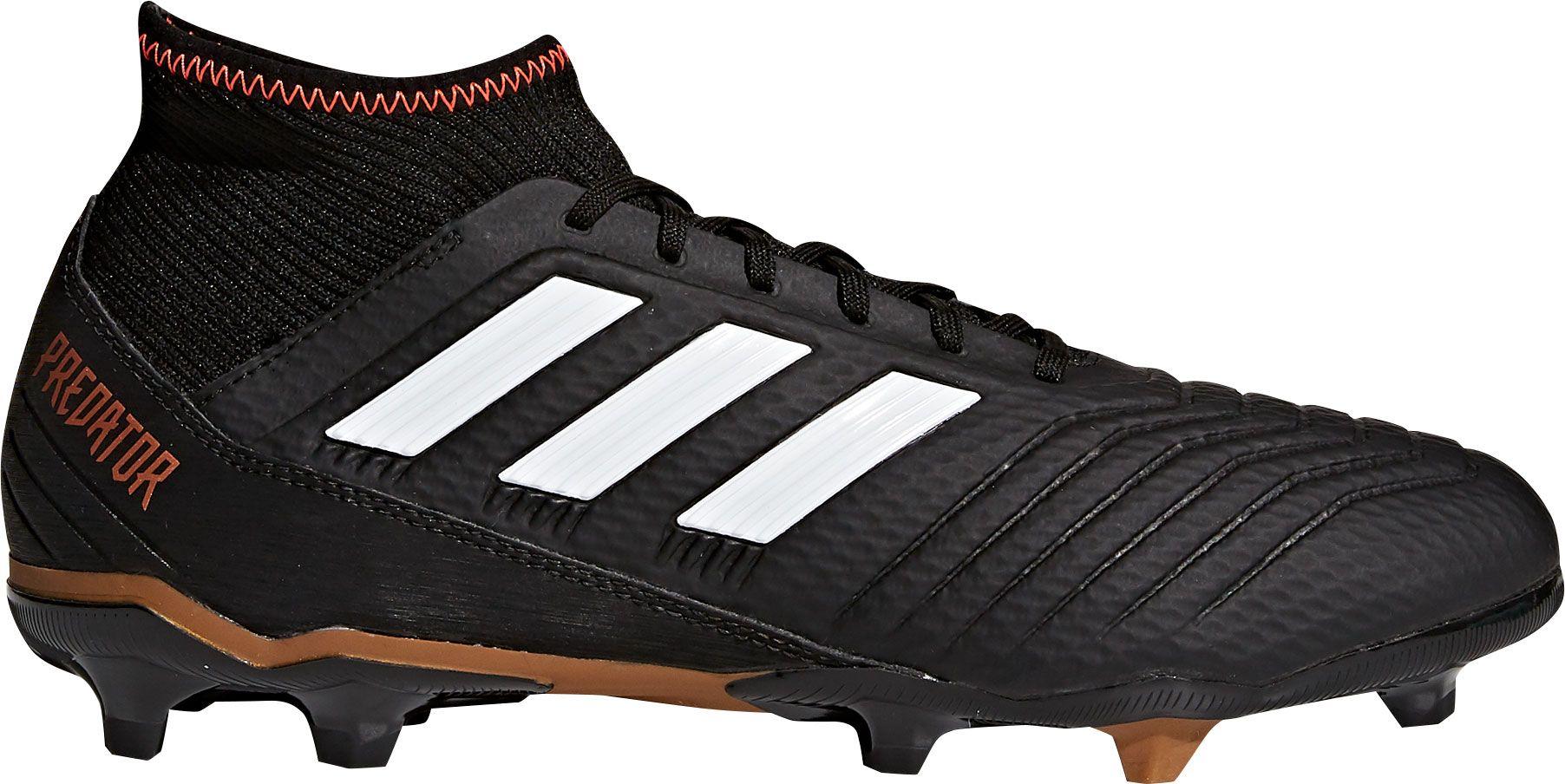 discount get authentic ADIDAS Men's Predator 18.3 Firm Ground Soccer Cleats geniue stockist sale shop for RKLiTKc