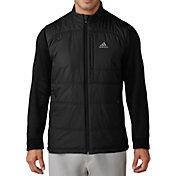 adidas Men's climaheat PrimaLoft Full Zip Golf Jacket