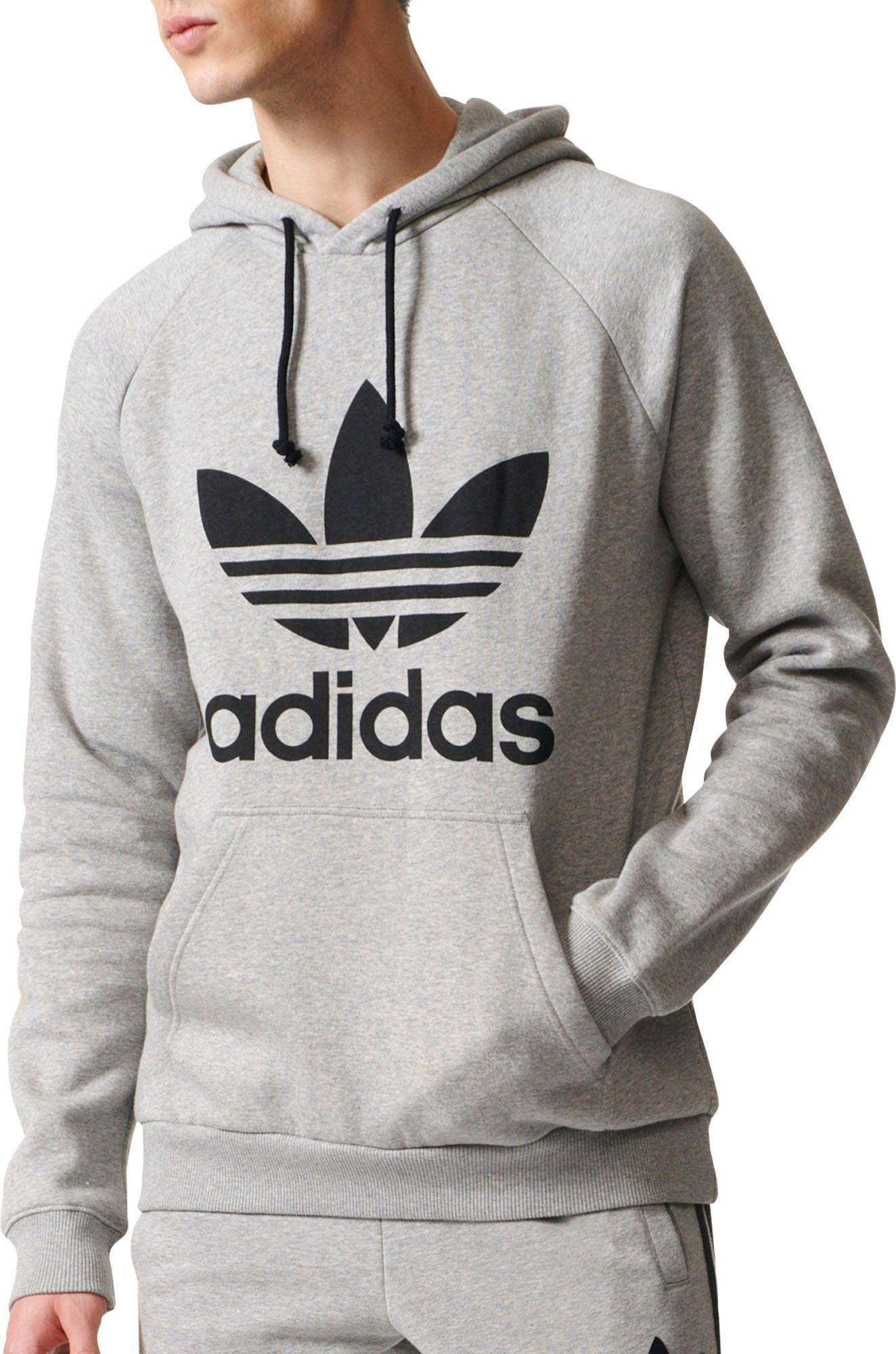 Lowered lifestyle hoodie dress