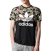 adidas Originals Men's Camouflage Colorblock T-Shirt