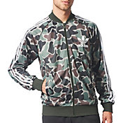 adidas Originals Men's Camouflage Superstar Track Jacket