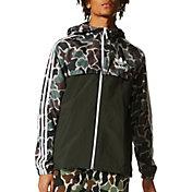 adidas Originals Men's Camouflage Windbreaker Jacket