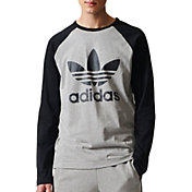 adidas Originals Men's Trefoil Long Sleeve Shirt