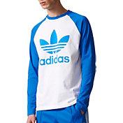adidas Originals Men's Trefoil Long Sleeve Shirt