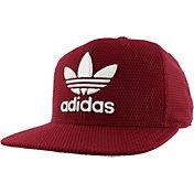 adidas Originals Men's Trefoil Plus Snapback Hat