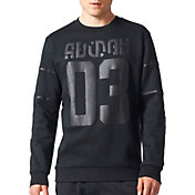 adidas Originals Men's Winter Crewneck Sweatshirt