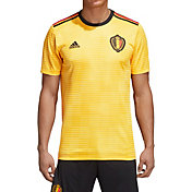 adidas Men's 2018 FIFA World Cup Belgium Stadium Away Replica Jersey