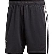 adidas Men's Germany Replica Home Black Stadium Shorts