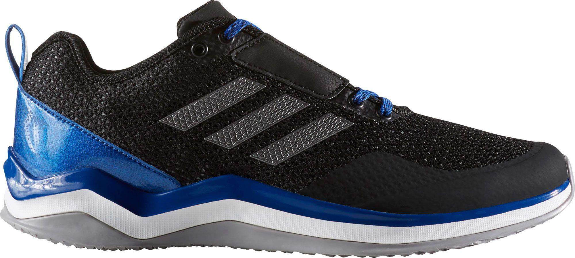 adidas uomini, allenatore di baseball dick 3 velocità le scarpe di articoli sportivi