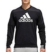 adidas Men's Sport ID Cotton Crew Sweatshirt