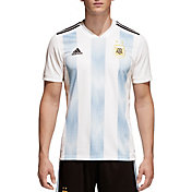 adidas Men's Argentina Replica Home White Stadium Jersey