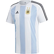 adidas Men's Argentina White Training T-Shirt