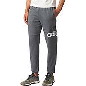 adidas Essentials Men's Tapered Jersey Sweatpants