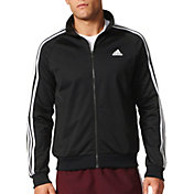 adidas Men's Essentials 3-Stripes Track Jacket