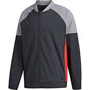 adidas Men's Stretch Woven Bomber Jacket