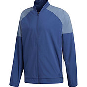 adidas Men's Stretch Woven Bomber Jacket