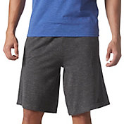 adidas Men's Essentials Heathered Pique Shorts