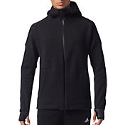 adidas Men's ZNE Pulse Zip Up Hoodie