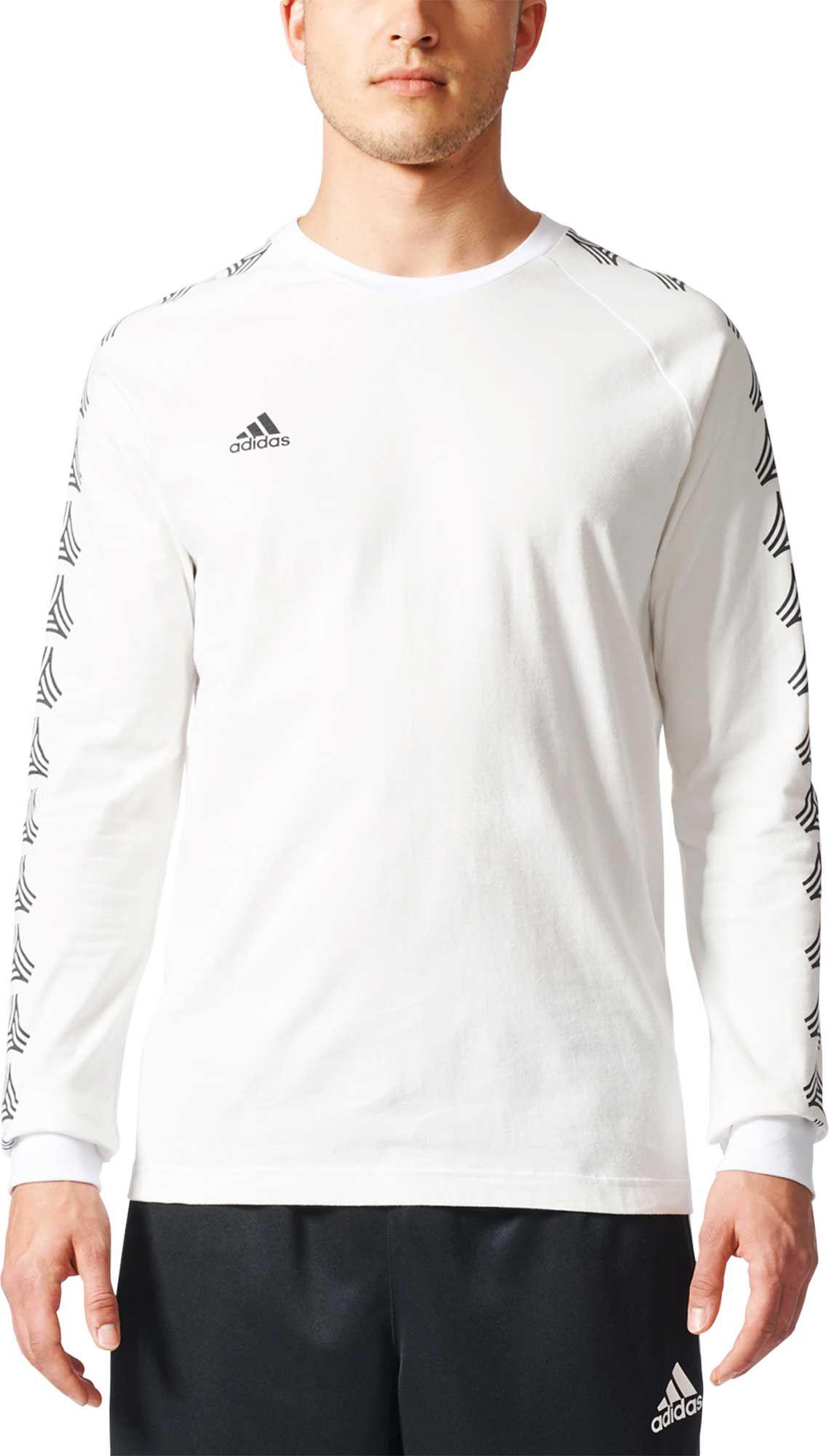 adidas long sleeve. adidas men\u0027s tango cage long sleeve t-shirt