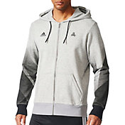 adidas Men's Tango Cage Zip Up Soccer Hoodie