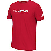 adidas Men's True Runner Graphic T-Shirt