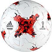 adidas Krasava Confederations Cup 2017 Top Glider Soccer Ball