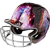 adidas OSFM Fastpitch Batting Helmet w/ Facemask