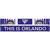 adidas Orlando City Jacquard Scarf