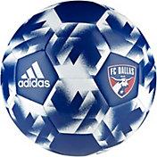 adidas FC Dallas Team Mini Soccer Ball