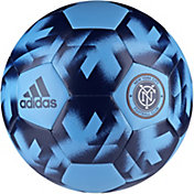 adidas New York City FC Team Soccer Ball
