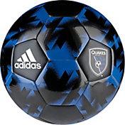 adidas San Jose Earthquakes Team Mini Soccer Ball