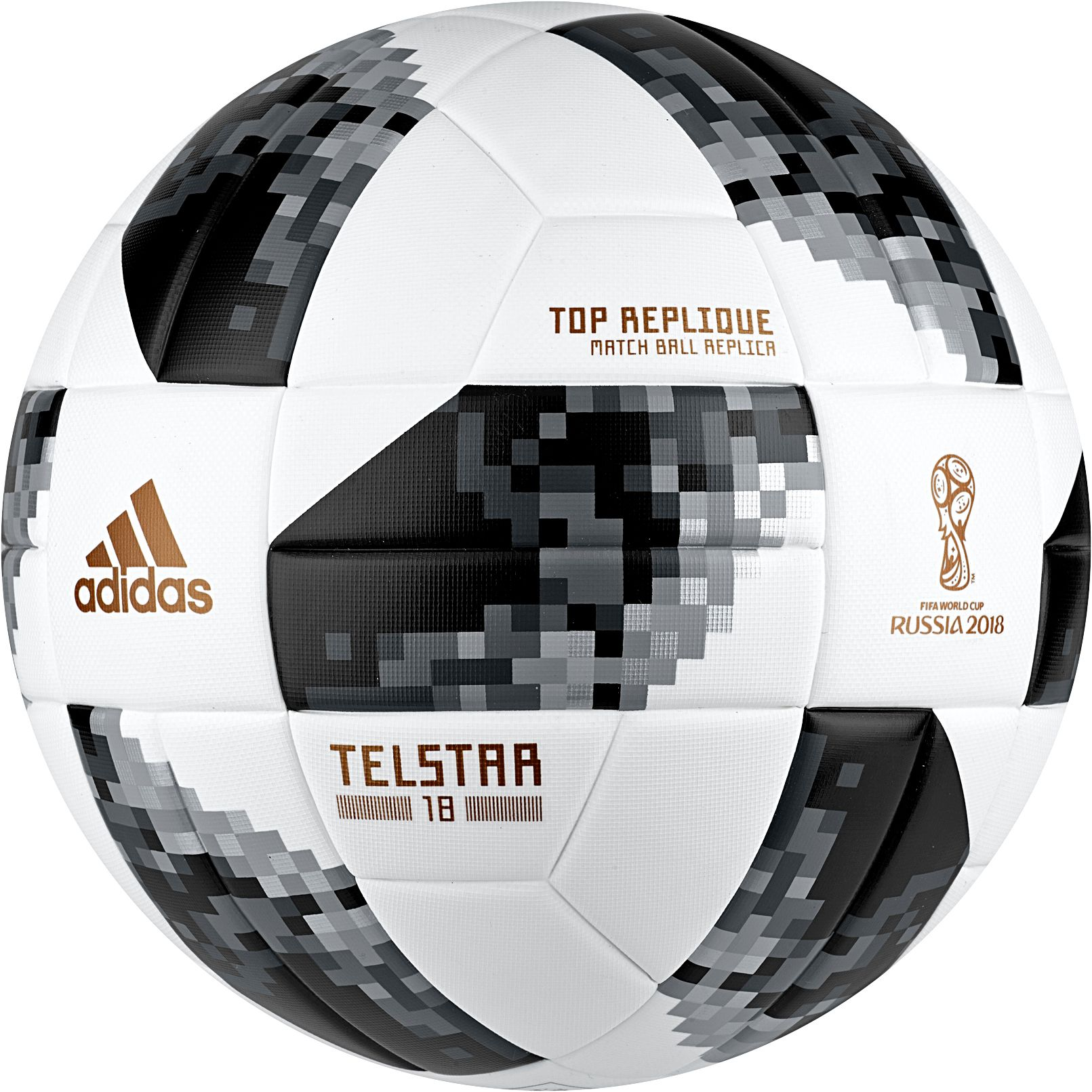 Download Football Ball World Cup 2018 - 17ADIUWC18GPTTWHBSCB_White_Black_is  Snapshot_49737 .com/is/image/dkscdn/17ADIUWC18GPTTWHBSCB_White_Black_is