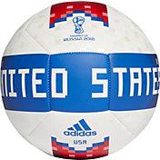 adidas USA Supporters Soccer Ball
