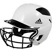 adidas Trilogy Fastpitch Batting Helmet