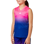 adidas Girls' Destiny Ombre Sleeveless Top