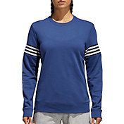 adidas Women's French Terry Changeover Crew Sweatshirt